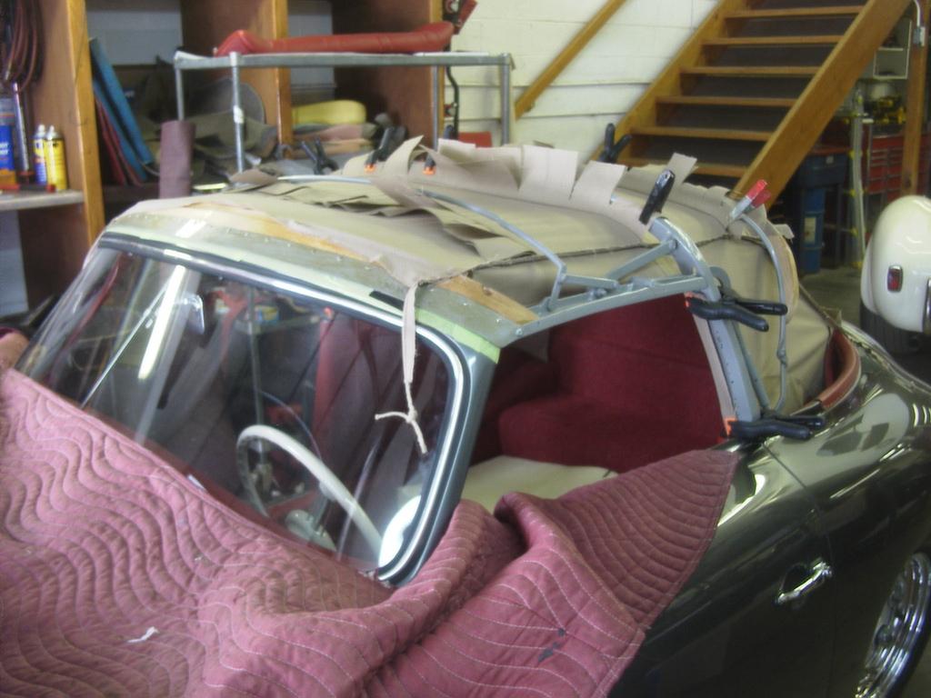 Car Top Restore