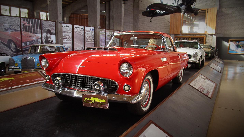 hardtop convertible history museum