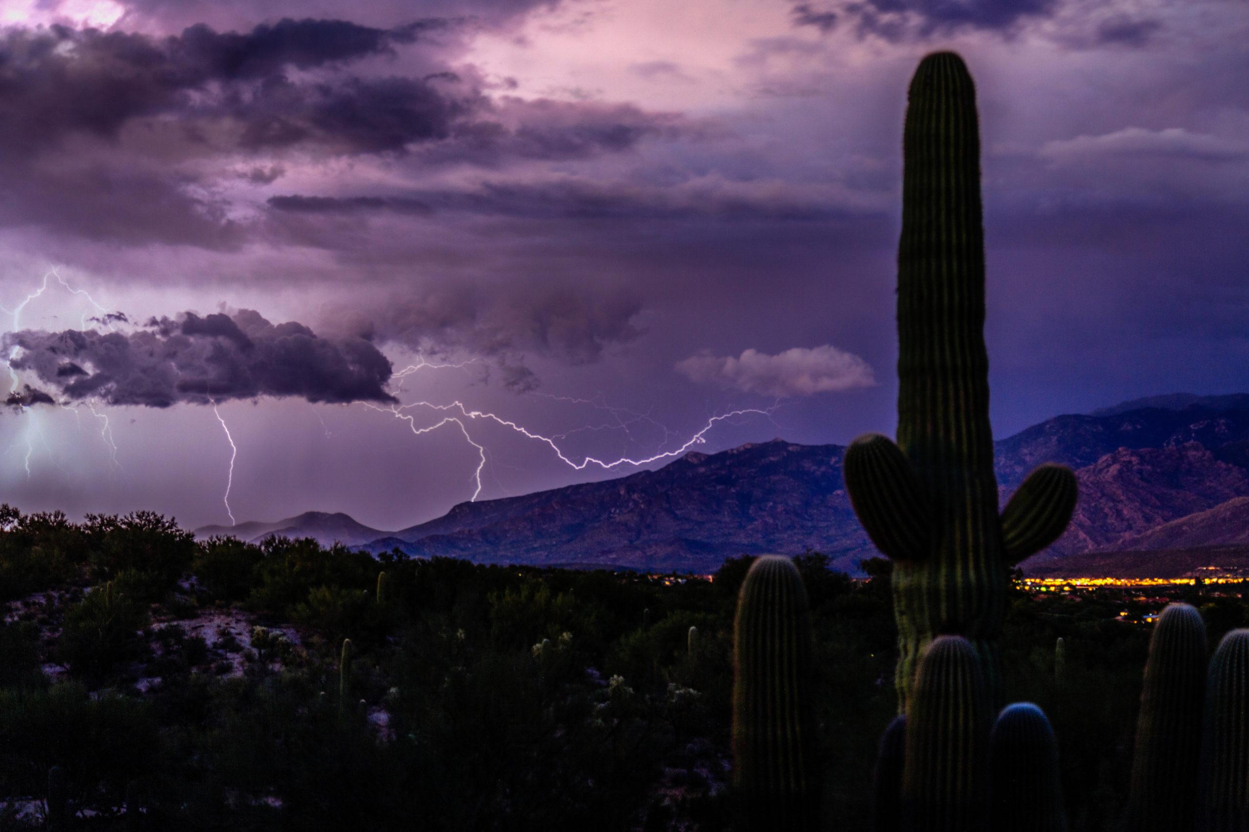 monsoon season Arizona